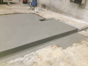 Result-of-Demolition-work.-Concreting-for-new-machine