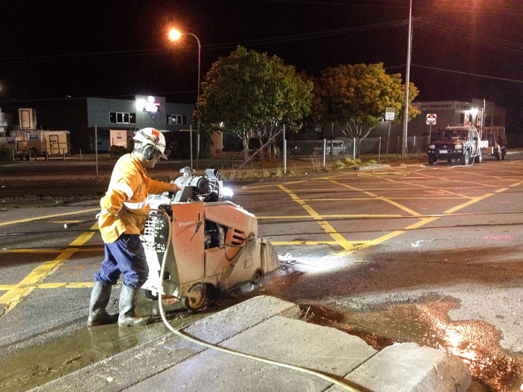 Brisbane Concrete Cutting Drilling